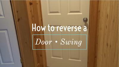 Flipping An Interior Door