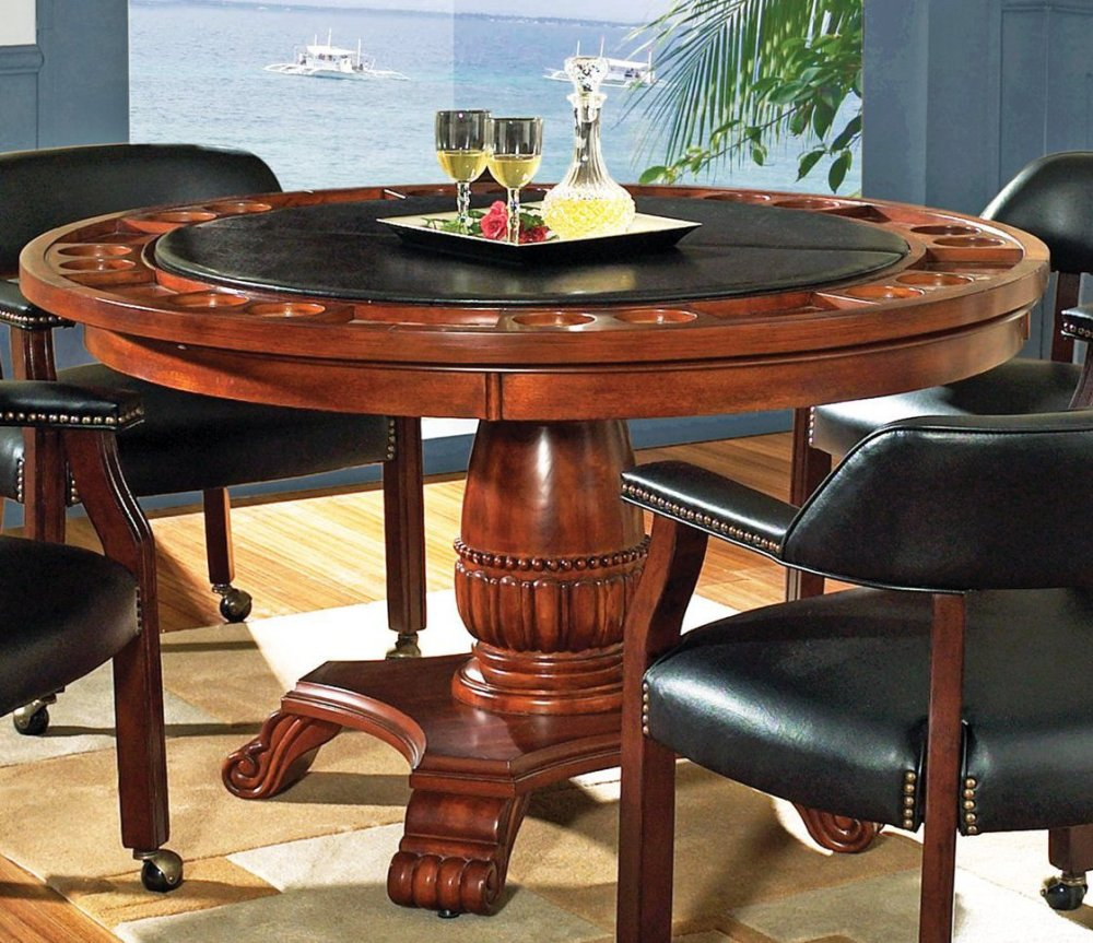 Movin' on Down: Game Table