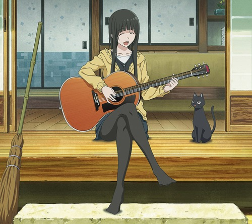 """Opening Song Indonesian Vers Cover By: Opening Theme Song """"Flying Witch"""""""
