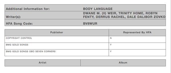 Tres nuevas canciones de Rihanna fueron registradas.