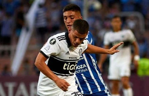 Olimpia vs Godoy Cruz EN VIVO Copa Libertadores 2019.
