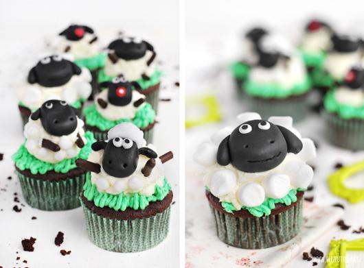Schafcupcakes