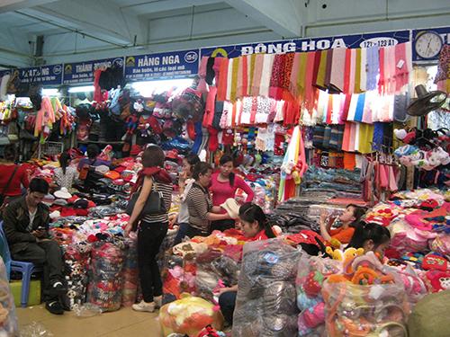 Những kinh nghiệm cần biết khi lấy sỉ quần áo chợ An Đông