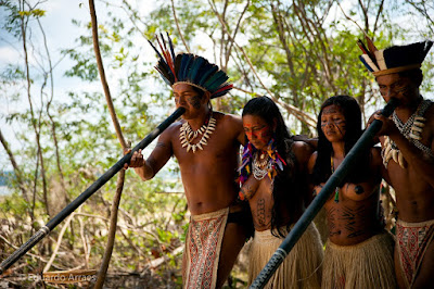 Brazil's most isolated indigenous tribes face 'annihilation': campaigners