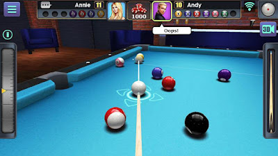 3D Pool Ball v1.4.4 Mod Apk Money