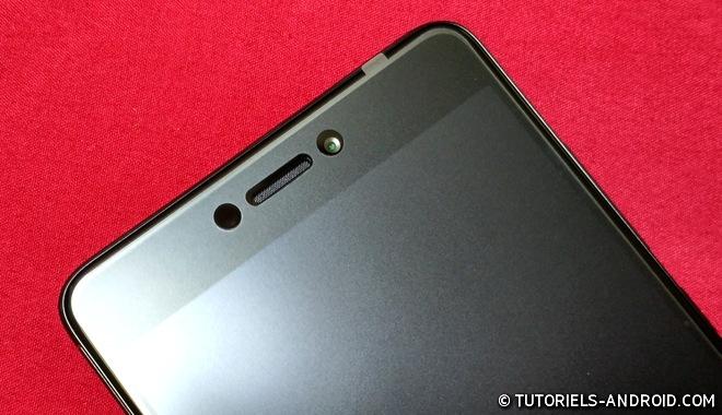 Caméra frontale Redmi Note 4X