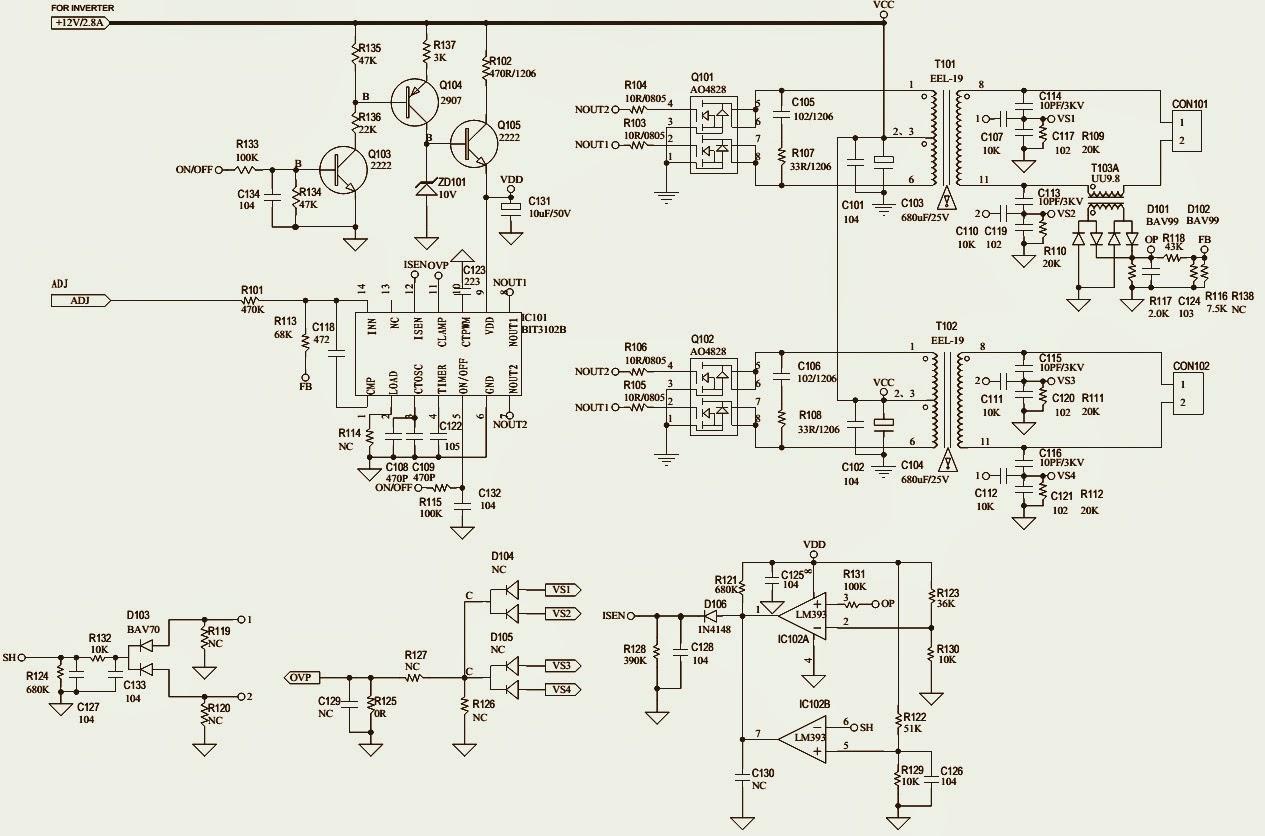 Master Electronics Repair    Tcl Lcd Tv