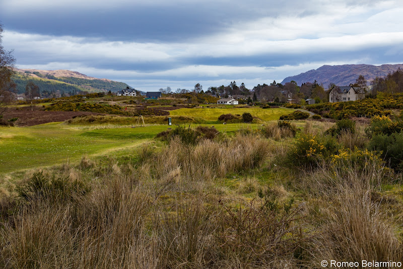 Fort Augustus Golf Club Hole 14 Top Scottish Golf Courses