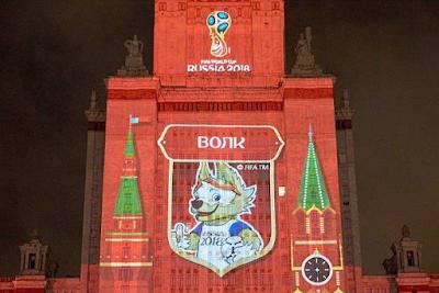 Volk Maskot Piala Dunia 2018 Rusia telah diluncurkan