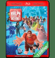 WIFI RALPH (2018) FULL 1080P HD MKV ESPAÑOL LATINO