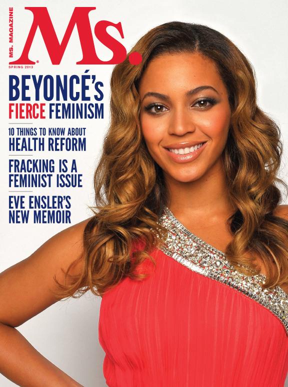 Bortglomd feminist utan damm
