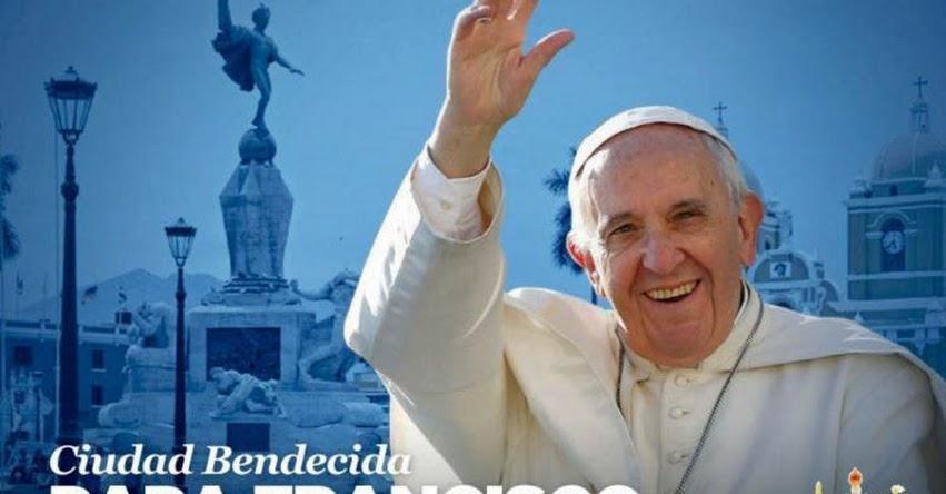 PAPA FRANCISCO EN PERÚ: Ingreso será libre a la misa que oficiará en Trujillo - www.papafranciscoenperu.org