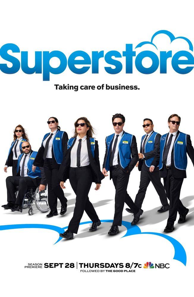 Superstore 2017: Season 3- Full (1/8)