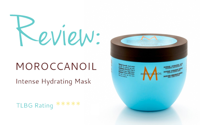 Review: Moroccanoil Intense Hydrating Mask