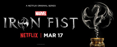 Iron Fist Banner Poster 2