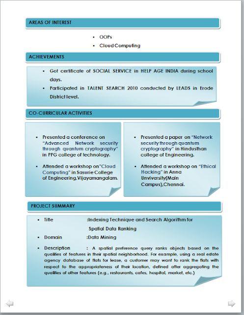 Download Resume Samples, Resume Formats, CV Samples.
