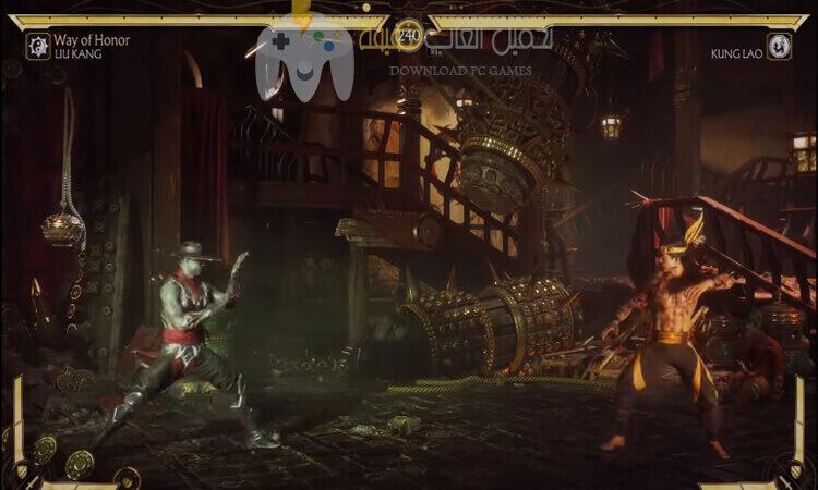 تحميل لعبة Mortal Kombat 11 مضغوطة برابط مباشر