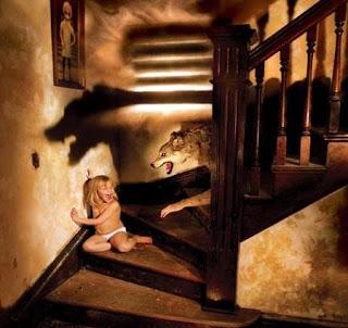 Самые распространённые ночные кошмары