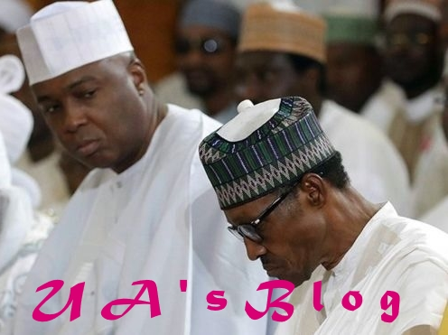 EXPLOSIVE: Why I Am 'Fighting' Buhari — Saraki [LEAKED AUDIO]
