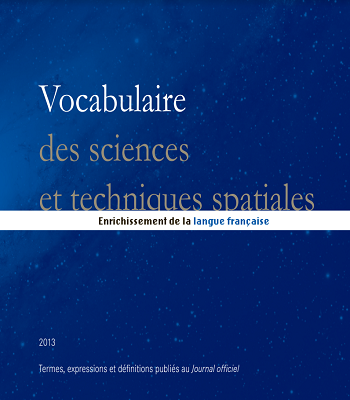 Vocabulaire des sciences et techniques spatiales PDF
