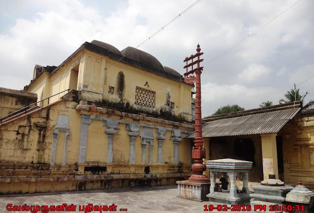 Kochchenkatchoza Nayanar Mada Kovil
