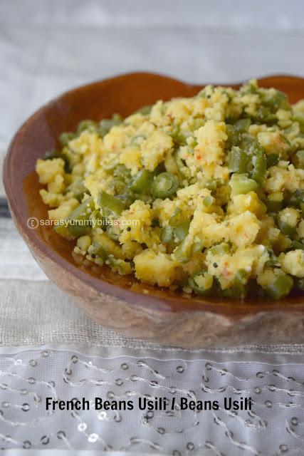 French Beans Usili / Green Beans Usili / Beans Usili