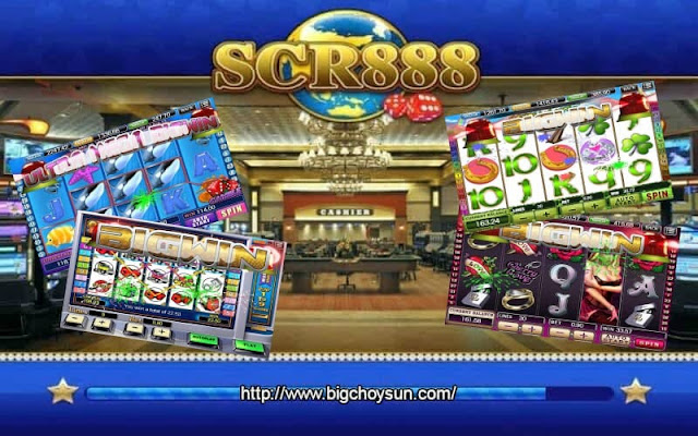 The Benefits of the Online Slot Games of SCR888 Online Casino