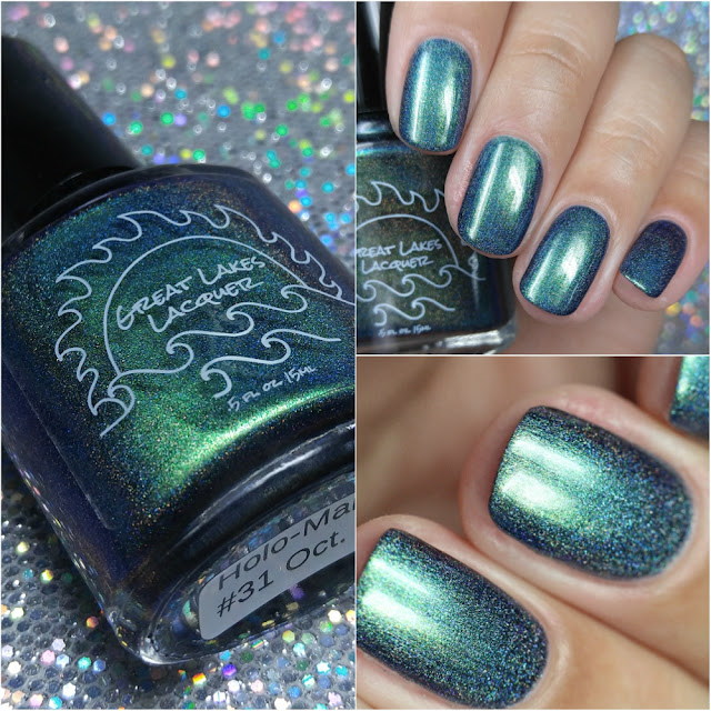 Great Lakes Lacquer - Holo Maniacs Oct 2017