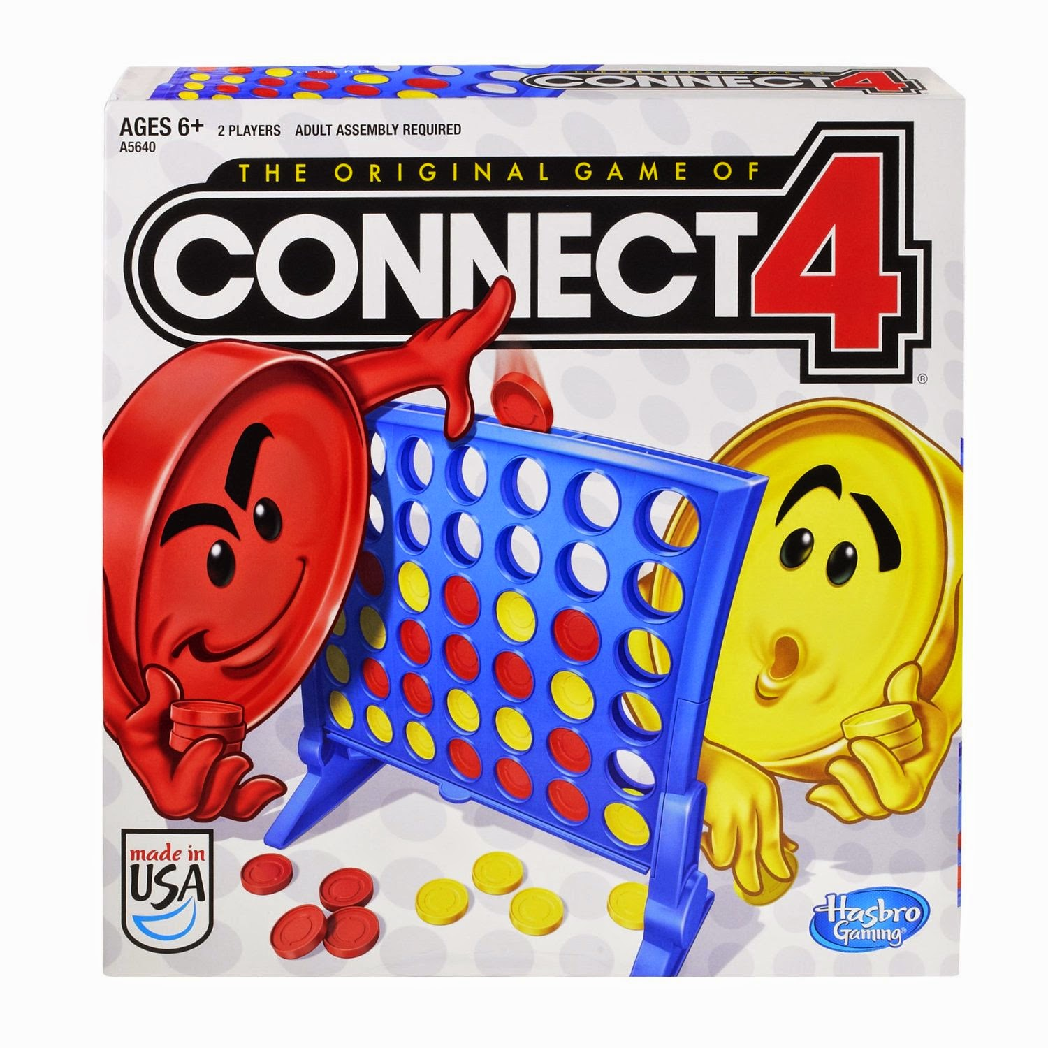 Connect 4 Game is An impressive Toy