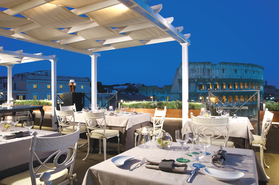 Luxury Life Design 6 Stylish hotel rooftop bars best for