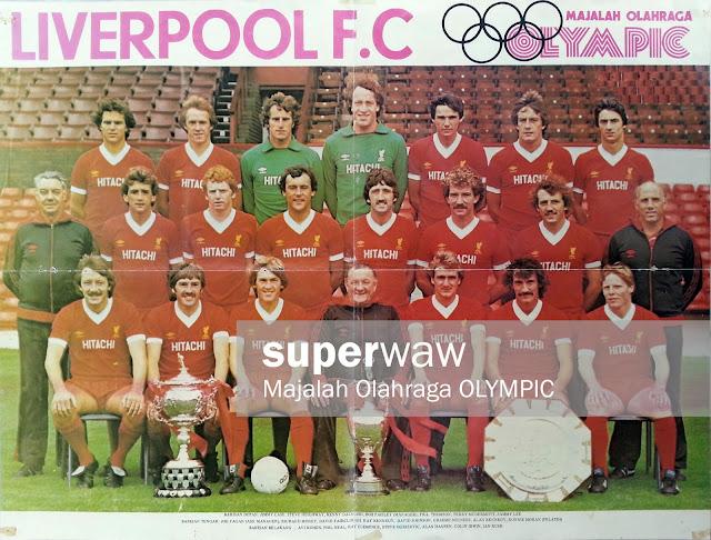Team Liverpool 1980