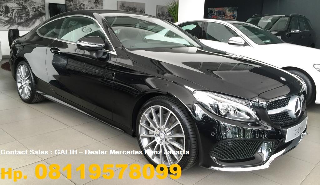 Jual harga mercedes benz c class c200 avantgarde for Mercedes benz c250 2017