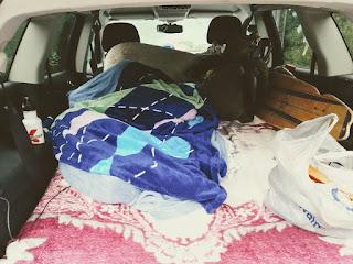 Tofino camping free