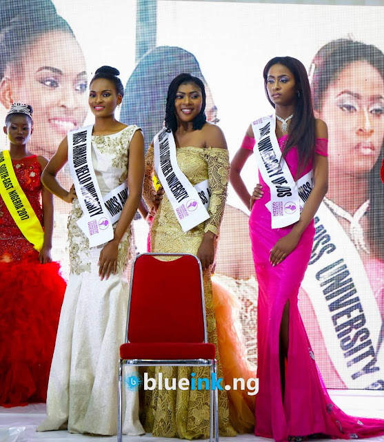 Okoroafor Chinaza emerges The Nigerian University Carnival Queen 2017