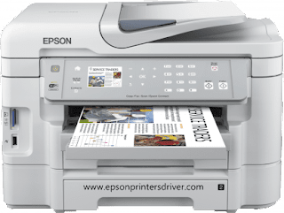 Epson WorkForce WF-3530 Driver Download