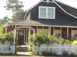 butterfield cottage in seaside oregon