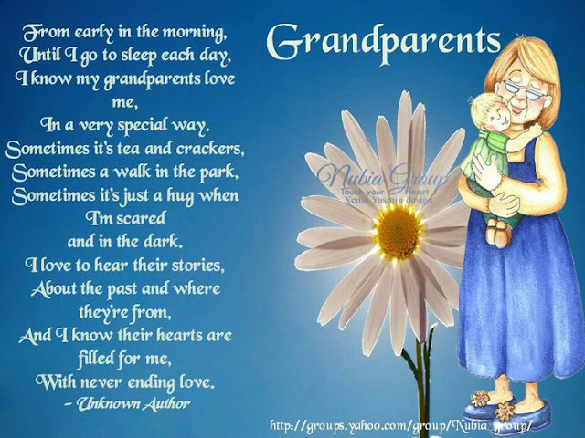 Grandparents Day Speech And Essay