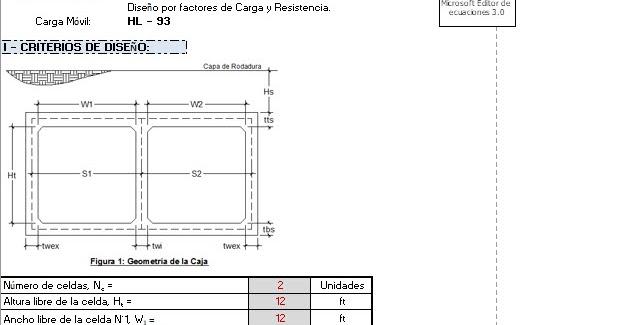 Structural Design of Box Culvert
