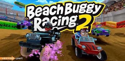 Beach Buggy Racing 2 MOD APK+DATA