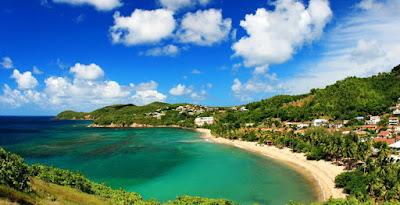 Plage en Martinique à Sainte Luce