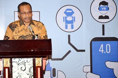 Making Indonesia 4.0 Pangkas Impor Komponen Elektronika 20 Persen