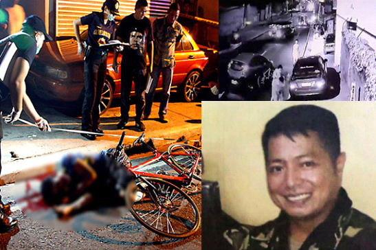 MPD wants army reservist 'dead or alive'