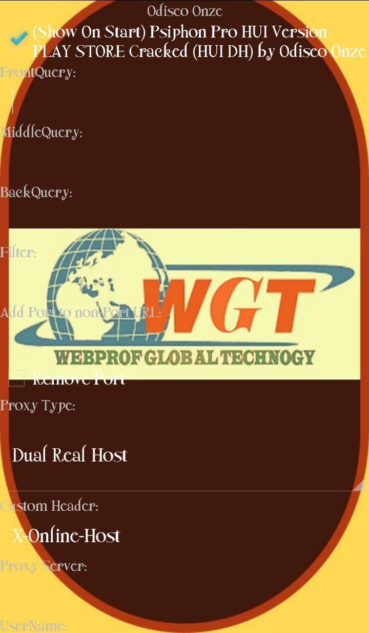 Download Webprof Handler Apk | Etisalat 60mb Free Browsing