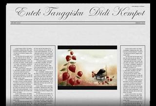 Lirik Lagu Entek Tangisku - Didi Kempot