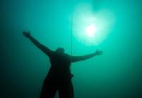 Freediving Zakrzówek - Kraków - PJ Freediving