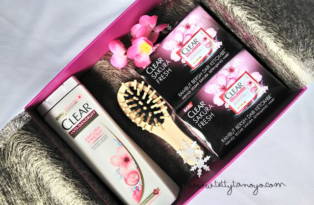 review clear sakura fresh dari home tester id