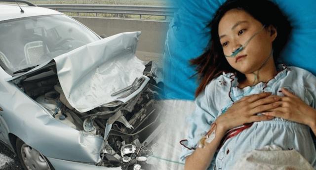 Gadis Ini Menjadi Cacat Setelah Kecelakaan Mobil, dan Sang Pacar Meninggalkannya, Tak Disangka Pemuda Miskin Teman Kuliahnya Dulu Datang, dan Gadis Itu pun Dibuatnya Menangis!!