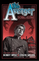 THE AVENGER DOUBLE FEATURE PAPERBACK