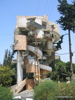 een appartementencomplex in de stad Ramat Gan