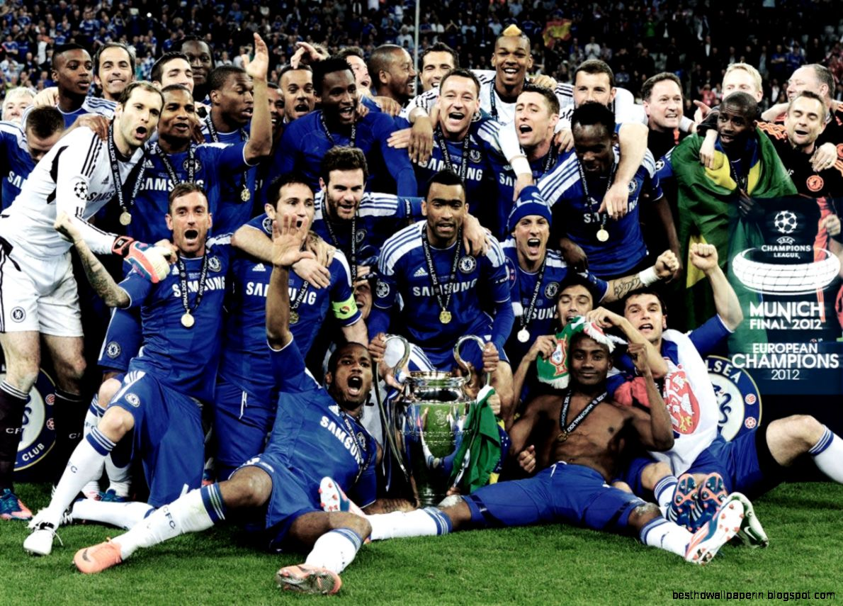 Chelsea Champions Wallpaper Hd | Best HD Wallpapers